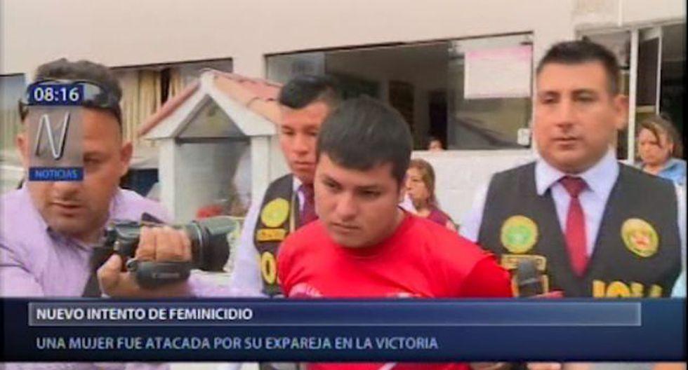Julio Nicolás será investigado por la presunta comisión del delito de intento de feminicidio en agravio a su ex pareja. (Foto: Canal N)