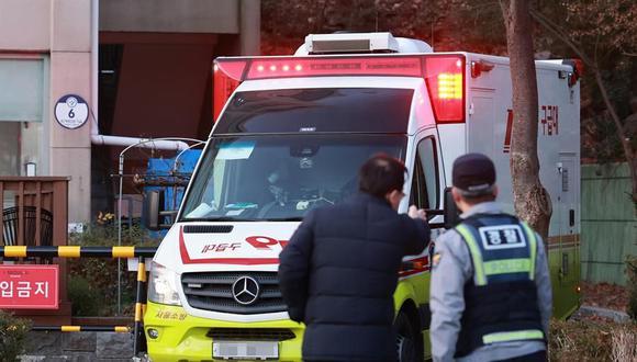 Coronavirus en Corea del Sur | Últimas noticias | Último minuto: reporte de infectados y muertos hoy, sábado 12 de diciembre del 2020 | Covid-19 Seúl | (Foto: EFE/EPA/YONHAP).