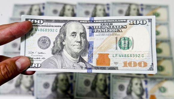El dólar operaba al alza el miércoles. (Foto: GEC)