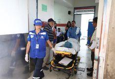 Minsa: se eleva a cinco los muertos tras fuga de gas e incendio en Villa El Salvador