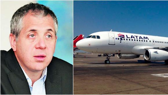 Latam se acogió en el Perú al proceso preventivo concursal ante Indecopi. Alvo, CEO del holding asegura que la aerolínea seguirá volando normalmente durante este y el proceso de ley de quiebras en Estados Unidos.