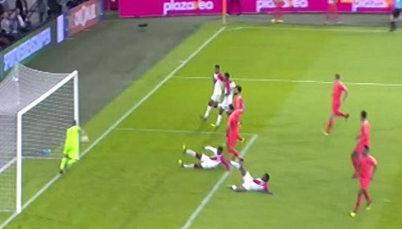 Perú vs. Holanda EN VIVO: Jefferson Farfán y la jugada que casi acaba en el 2-0 | VIDEO | FUENTE: Movistar Deportes / Media Networks