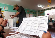 Elecciones 2018: ¿Cuántos ciudadanos votarán en cada región del país? |MAPA