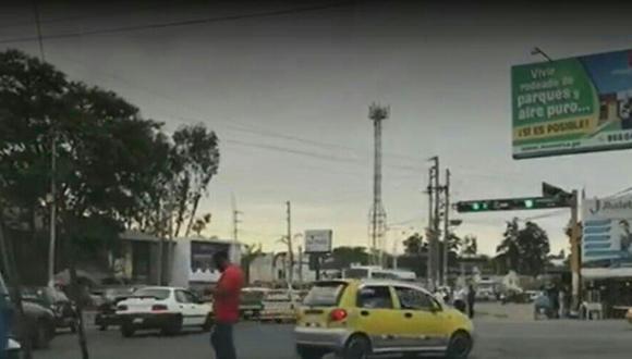 Ica: Tránsito vehicular fluye con normalidad y no se reportan manifestantes tras la aprobación de la nueva ley agraria (Foto: Captura de Pantalla América Noticias)