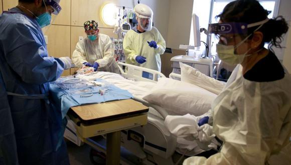 Coronavirus en Estados Unidos | Últimas noticias | Último minuto: reporte de infectados y muertos hoy, viernes 19 de marzo del 2021 | Covid-19. (Foto: Mario Tama/Getty Images/AFP).