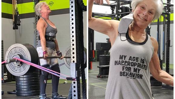 Mary Duffy ostenta varios récord estatales y mundiales en levantamiento de pesas. (Foto: Instagram | mduff2404)