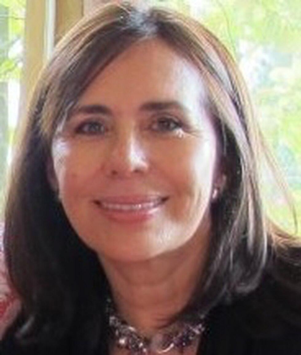 Karen Longaric, ex directora de Asuntos Jurídicos de la Cancillería boliviana. (Archivo personal)