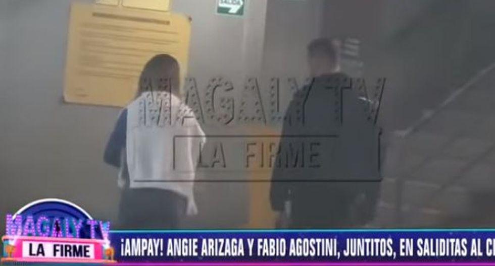Fabio Agostini hablará de Angie Arizaga y los problemas que tuvo con Nicola Porcella. (Imagen: ATV)