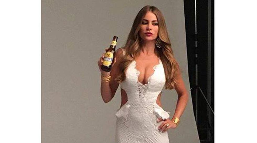 Sofía Vergara se divierte al rodar comercial en Cartagena - 4