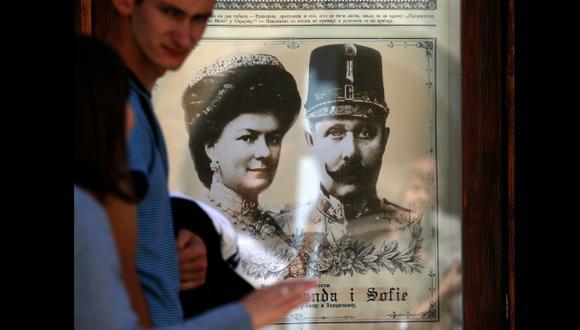 Sarajevo y el centenario de la Primera Guerra Mundial