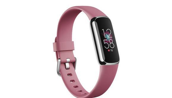 Conoce todos los detalles de la nueva pulsera Fitbit Luxe, un gadget que podrá mejorar tu actividad diaria. (Foto: Fitbit)