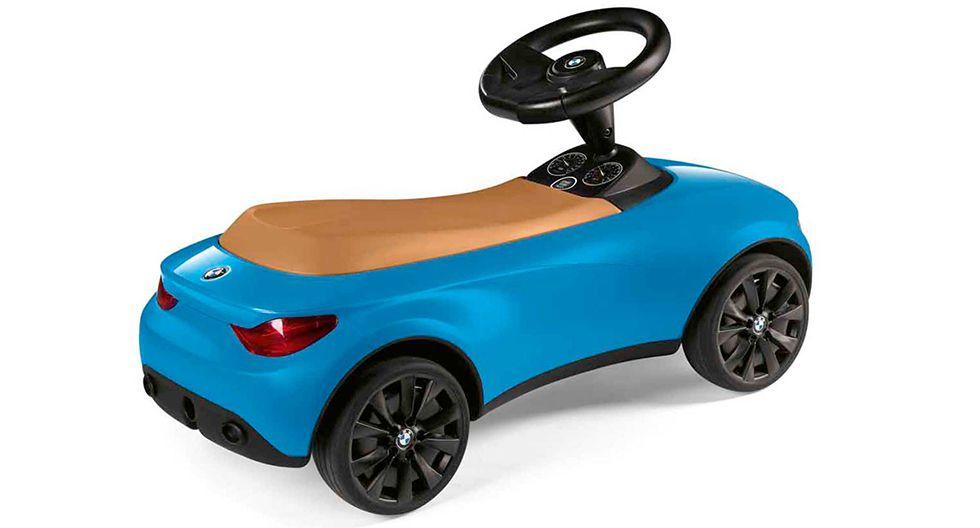 No solo se tratan de vehículos sobre cuatro ruedas. También están disponibles triciclos y bicicletas firmadas por BMW y MINI. (Fotos: Oxford).