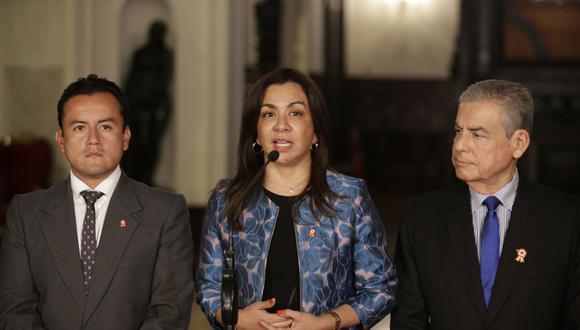 La congresista Marisol Espinoza anunció su renuncia a la Comisión Lava Jato el miércoles 24 de enero. (Foto: Archivo El Comercio)
