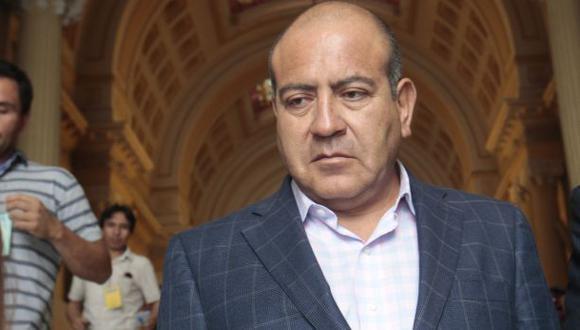 Comisión Belaunde Lossio cita a investigado Rivera Ydrogo