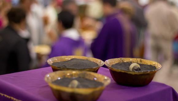 El 'Miércoles de ceniza' es una ceremonia sagrada para la Iglesia Católica. (Foto: Infovaticana)