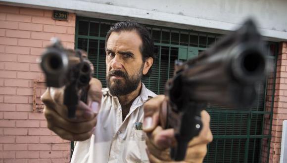 Giovanni Ciccia como Django. (Foto: archivo El Comercio)