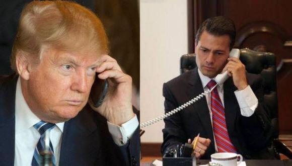 Trump amenazó con enviar tropas a México, afirma agencia AP