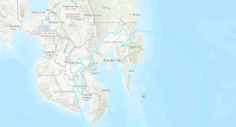 Filipinas se asienta sobre el llamado 'Anillo de Fuego del Pacífico', una zona de gran actividad sísmica y volcánica que es sacudida por unos 7.000 temblores al año, la mayoría moderados.