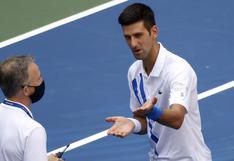 """Novak Djokovic tras descalificación en US Open 2020: """"Toda esta situación me ha dejado realmente triste y vacío"""""""