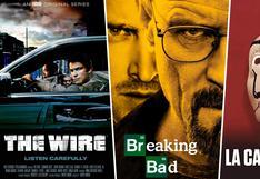 """De """"Breaking Bad"""" a """"La casa de papel"""": estas son las 100 mejores series del siglo, según la BBC"""
