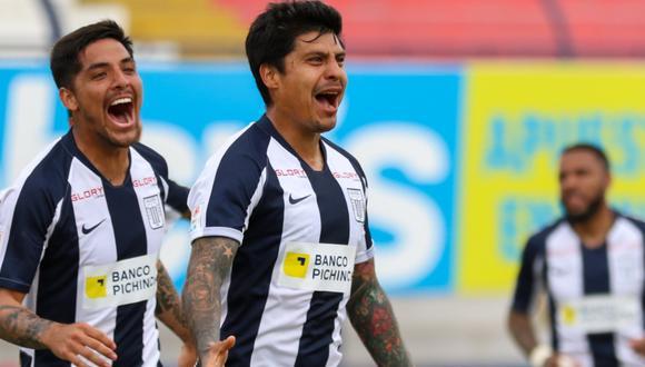Alianza Lima buscará salir de la complicada zona de descenso este sábado ante Sport Huancayo. (Foto: Liga 1)