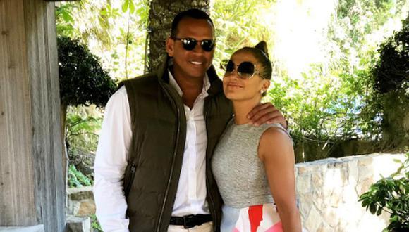 Jennifer López y Alex Rodríguez trabajan juntos en posible compra de los Mets (Foto: Instagram)