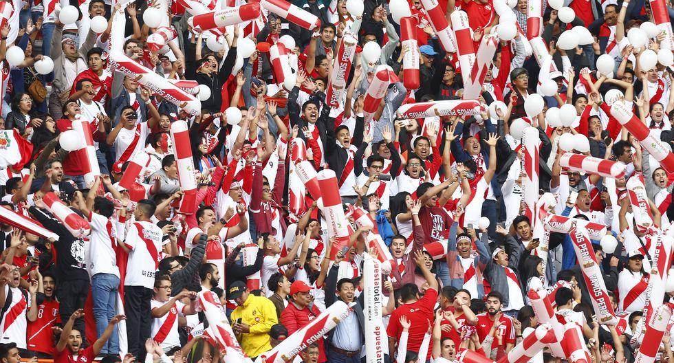 La hinchada de la Selección Peruana fue nominada al premio 'The Best'  a la 'Mejor Afición 2018'.