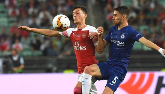 Mesut Özil con posibilidades de jugar en Turquía (Foto: AFP)
