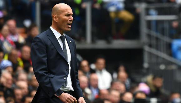 Zinedine Zidane dejó Real Madrid: un título cada 24 partidos, tres Champions y más números de leyenda