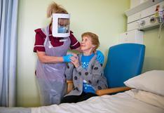 Vacunación contra COVID-19 en Reino Unido, marea verde en Argentina y más: las imágenes de la semana