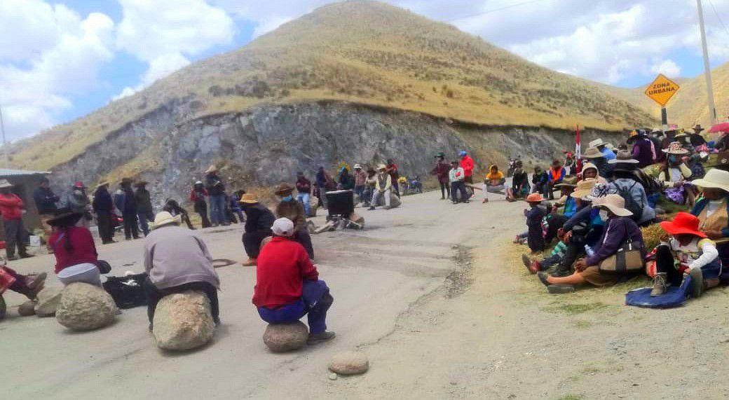 El Gobierno espera que el desarrollo del ferrocarril Marcona-Andahuyalas acallará los conflictos sociales en el Corredor Minero del Sur, de donde se extrae la mitad del cobre que produce el Perú.