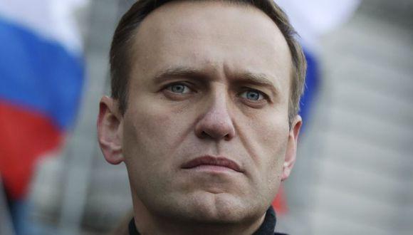 Tras la votación favorable al presidente de Rusia, Vladimir Putin, el opositor Alexei Navalny exhortó a sus partidarios a movilizarse para las elecciones regionales de setiembre. (Foto: AP / Pavel Golovkin)