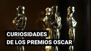 Las 10 curiosidades que no sabías de los premios Oscar de la Academia de Hollywood
