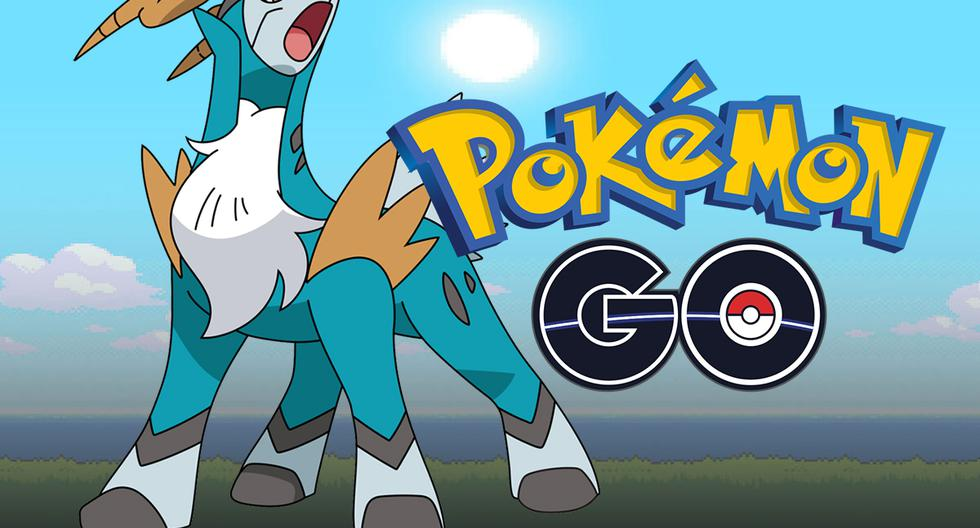 ¿Cuáles son los Pokémon que puedes usar para vencer al legendario Cobalion? (Foto: Nintendo)