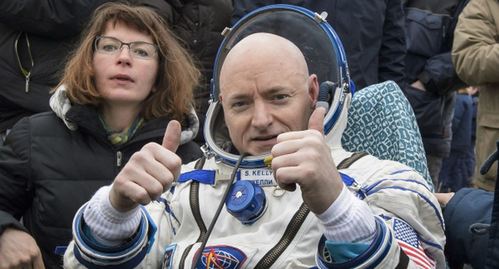 La salud en los viajes espaciales