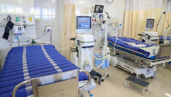 Los equipos permitirán ampliar la atención a los pacientes que se encuentran graves a consecuencia del coronavirus. (Foto: Gobierno)