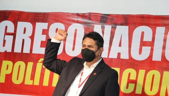 Vladimir Cerrón tiene una sentencia firme. Además, la fiscalía continúa con otras indagaciones en su contra. (Foto: Facebook)