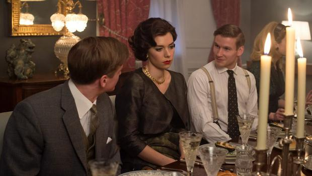 """Actress Vanessa Kirby plays Princess Margaret in """"The Crown"""".  (Photo: Broadcast / Netflix / Social networks / Agency)"""