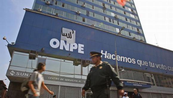 El balance presentado ante la ONPE debe citar con detalle las cuentas de los partidos políticos, incluyendo las fuentes de financiamiento. (Foto: GEC)
