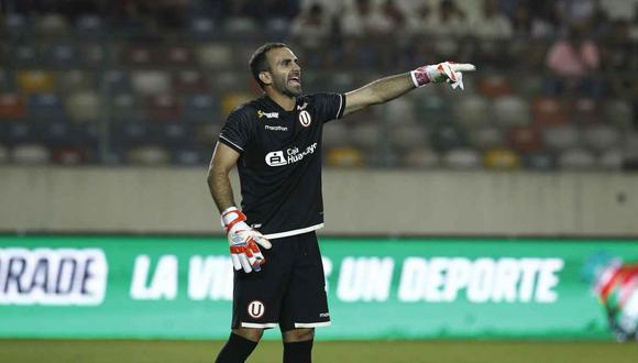José Carvallo se refirió a los incidentes ocurridos antes del partido entre Universitario y la Academia Cantolao. (Foto: GEC)