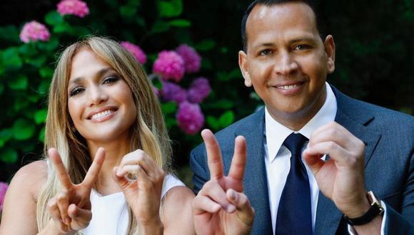 Jennifer Lopez y Alex Rodríguez tienen una larga relación. Hace más de un año se comprometieron pero aún no han podido celebrar la boda. (Foto: Instagram / @arod).