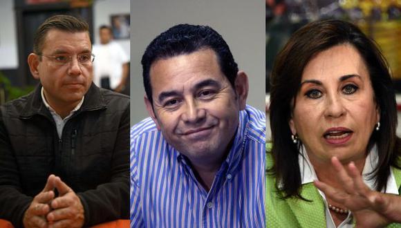 Elecciones en Guatemala: Estos son los principales candidatos