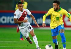 Perú vs. Brasil se jugaría con poco más de 100 invitados