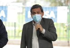 """Ministro Cevallos sobre festival en Punta Negra: """"Las municipalidades no pueden organizar espectáculos masivos"""""""