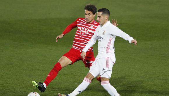 Real Madrid enfrenta a Granada por LaLiga Santander | Foto: REUTERS/Susana Vera