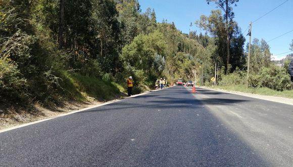 Provías anunció que apelará ante la Contraloría, a fin de garantizar la continuidad de los trabajos de la carretera La Calzada-Soritor-San Marcos-Selva Alegre. (Foto: Referencial/@ProviasNac_Peru)