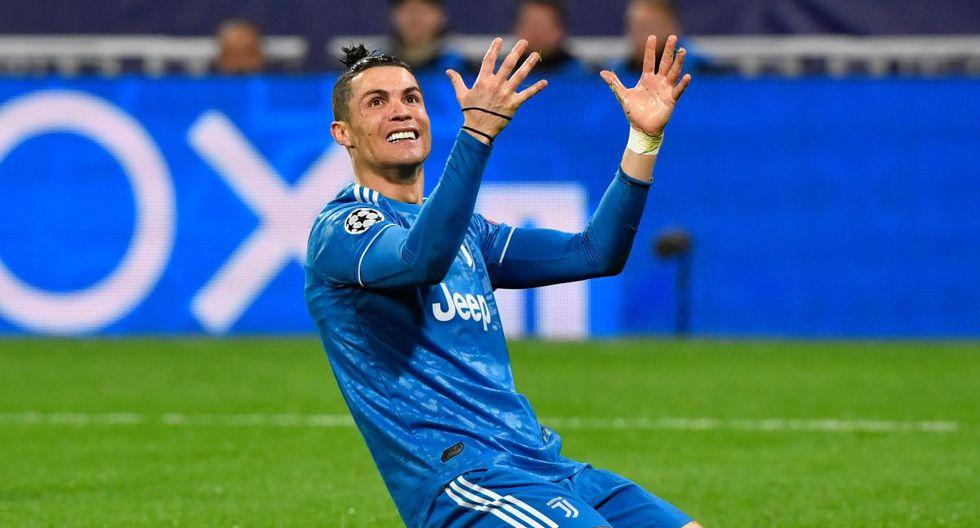 4. (42 puntos) Cristiano Ronaldo (Juventus, ITA) - 21 x 2