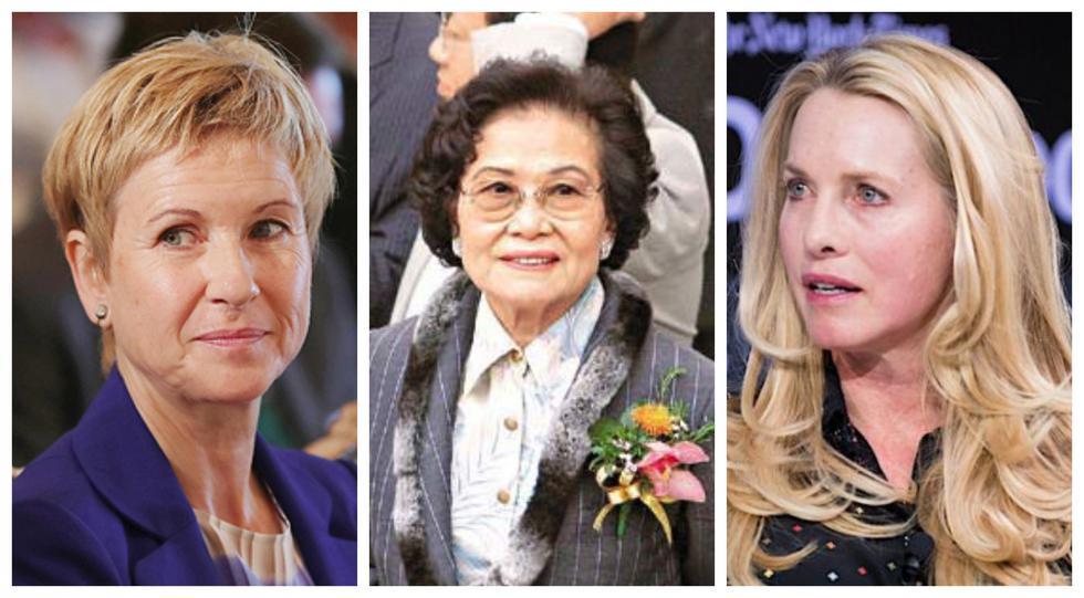Conoce en esta galería a las 10 mujeres multimillonarias más ricas del mundo, según la última actualización del ránking 2018 de Forbes.