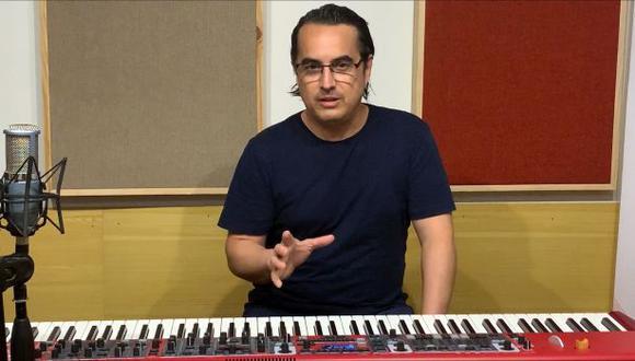 José Luis Madueño está en la pre-producción (arreglos y diseño sonoro) de su primer álbum como cantautor. (Foto: archivo personal del músico)