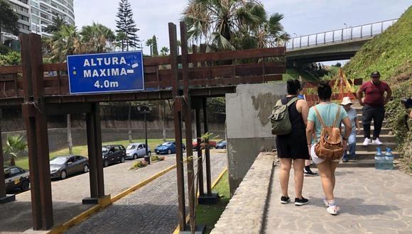 """""""La gestión actual de Miraflores ha declarado su interés en implementar el concepto de supermanzanas"""", indica Laurie. (Foto: El Comercio)"""